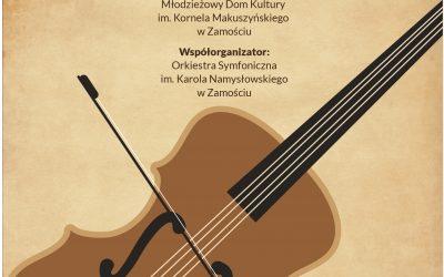 """Wojewódzki Konkurs Plastyczny """"Inspiracje twórczością Karola Namysłowskiego – Zamość 2021"""""""